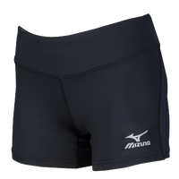 Mizuno Victory Shorts - Women's - Black / White