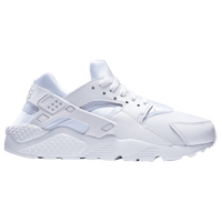 premium selection 248bf 55095 ... reduced nike huarache run boys grade school all white white 01661 a2023