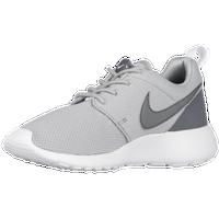 Nike Roshe One - Boys' Grade School - Grey / White