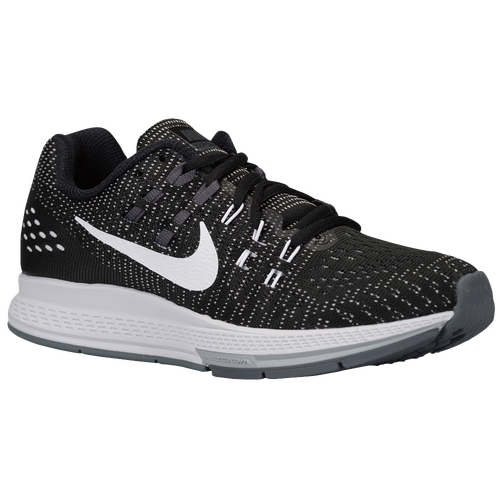 Nike Air Zoom Structure 19 - Women's - Running - Shoes - Black/Dark  Grey/Cool Grey/White