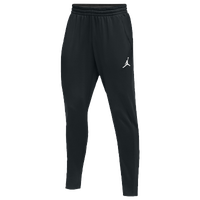 Jordan Team 360 Fleece Pants - Men's - All Black / Black