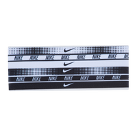 Nike Printed Headbands - Women's - White / Black
