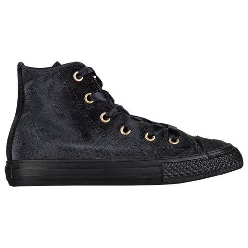 bfe367235060 Converse All Star Hi - Boys  Grade School - Casual - Shoes - Black Gold