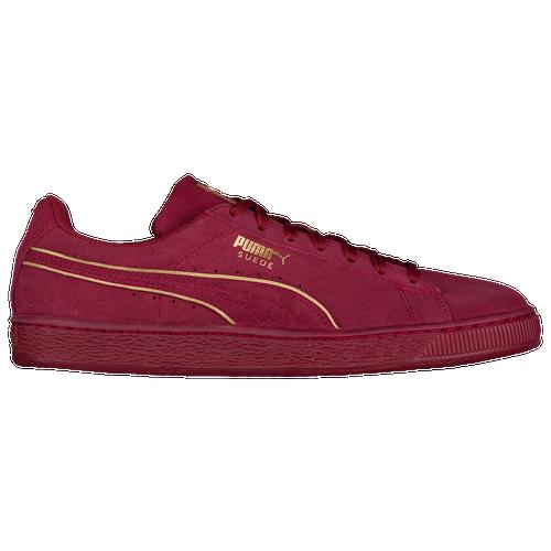 PUMA Suede Classic - Men s - Basketball - Shoes - Tibetan Red Gold 2ea6273f2