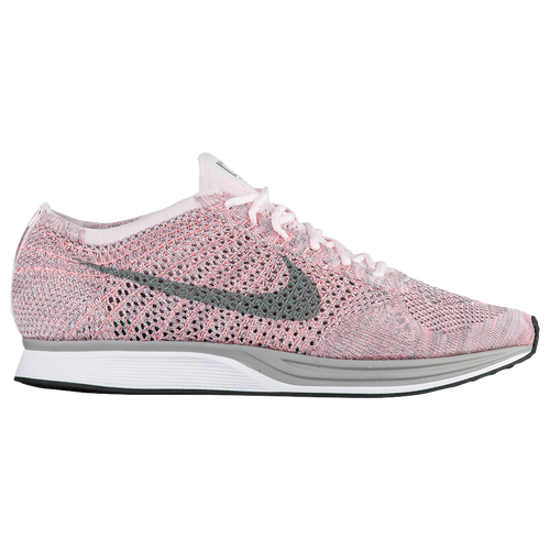 b770af24b106 Nike Flyknit Racer - Men s - Running - Shoes - Pearl Pink Cool Grey ...