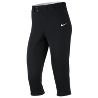 Nike Core Softball 3/4 Pants - Women's - Black