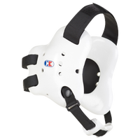Cliff Keen Fusion Headgear - Men's - White / Black