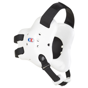 Cliff Keen Fusion Headgear - Men's - White/Black