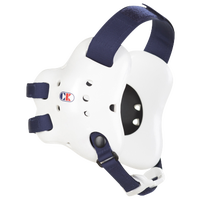 Cliff Keen Fusion Headgear - Men's - White / Navy
