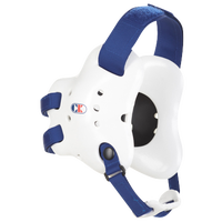 Cliff Keen Fusion Headgear - Men's - White / Blue