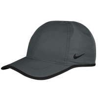 Nike Team Featherlight Cap - Men's - Grey / Black