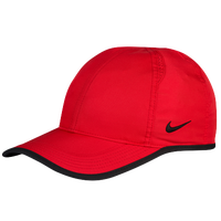 Nike Team Featherlight Cap - Men's - Red / Black