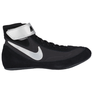 Nike Speedsweep VII - Men's - Black/Metallic Silver/Anthracite