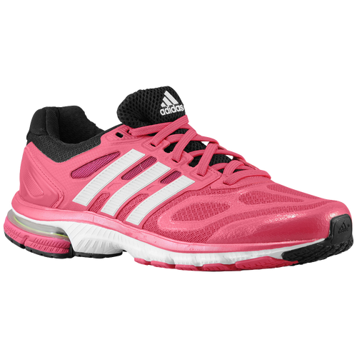 adidas Supernova Sequence 6 - Women's - Running - Shoes - Bahia  Pink/White/Black