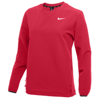 Nike Team Hybrid L/S Top - Women's - Red