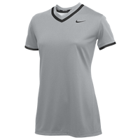 Nike Team Select V-Neck Jersey - Women's - Grey