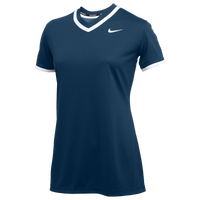 Nike Team Select V-Neck Jersey - Women's - Navy