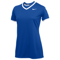 Nike Team Select V-Neck Jersey - Women's - Blue