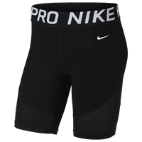 "Nike Pro 8"" Shorts - Women's - Black"