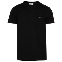 Lacoste Prima Crewneck T-Shirt - Men's - Black