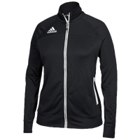 adidas Team Utility Jacket - Women's - Black / White