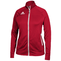 adidas Team Utility Jacket - Women's - Red / White