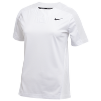 Nike Team Stock Vapor Select 1-Button Jersey - Women's - White