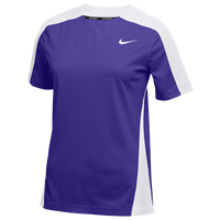 Nike Team Stock Vapor Select 1-Button Jersey - Women's - Purple