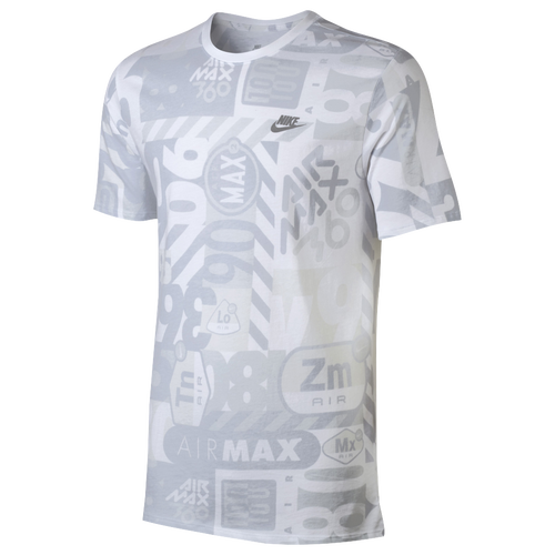 Nike Air Max Logo Aop T Shirt Men 39 S Casual Clothing
