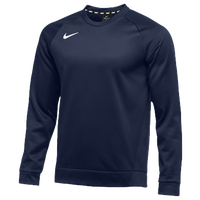 Nike Team Therma Crew - Men's - Navy / Navy