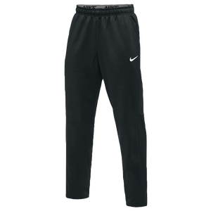 Nike Team Therma Pants - Men's - Black/White