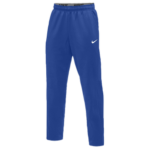 Nike Team Therma Pants - Men's - Royal/White