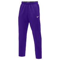 Nike Team Therma Pants - Men's - Purple / Purple