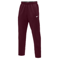 Nike Team Therma Pants - Men's - Maroon / Maroon