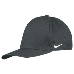 Nike Team Dri-Fit Swoosh Flex Cap - Men's - Anthracite