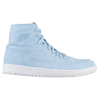843e00af43cf1e Jordan AJ 1 High Decon - Men s - Light Blue   White