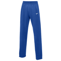 Nike Team Therma Pants - Women's - Blue / Blue