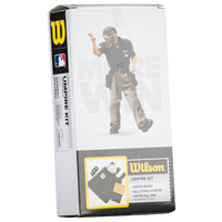 Wilson Umpire Kit - Black / Yellow