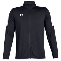 Under Armour Team Team Rival Knit Warm-Up Jacket - Men's - Black