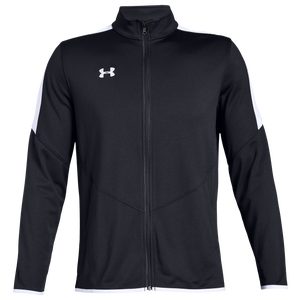 Under Armour Team Team Rival Knit Warm-Up Jacket - Men's - Black/White