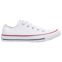 Converse All Star Low Top - Boys' Grade School - White / Red
