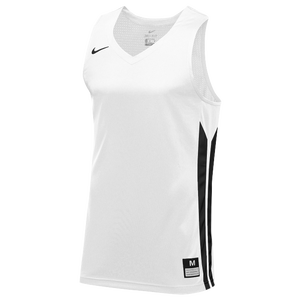 Nike Team Hyperelite Jersey - Men's - White/Black
