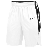 Nike Team Hyperelite Shorts - Men's - White / Black