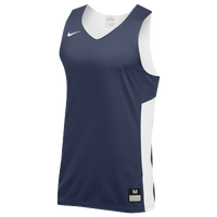 Nike Team Reversible Tank - Men's - Navy / White
