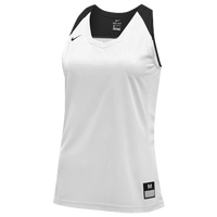 Nike Team Hyperelite Jersey - Women's - White / Grey