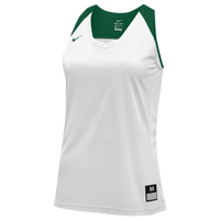 Nike Team Hyperelite Jersey - Women's - White / Dark Green