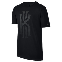 445765ed Nike Kyrie DF Dry Muted T-Shirt - Men's - Kyrie Irving - Black /
