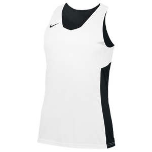 Nike Team Reversible Tank - Women's - Black/White