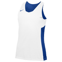 Nike Team Reversible Tank - Women's - Blue / White