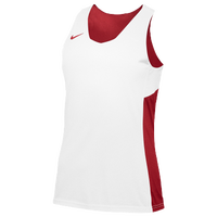Nike Team Reversible Tank - Women's - Red / White